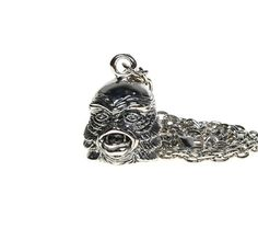 Universal Monsters Creature from the Black Lagoon Pendant Necklace