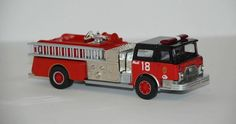 """CORGI Classics Fire Service """"MACK CF PUMPER CHICAGO""""  #98484 NIB w/ cert #Corgi"""
