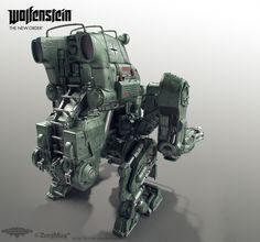 Wolfenstein: The New Order artdump (imageheavy) - Polycount Forum