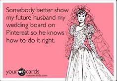 True Life: Im Planning My Wedding on Pinterest | Her Campus