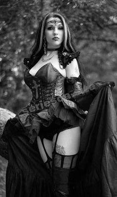 Moda Steampunk, Steampunk Fashion, Gothic Steampunk, Steampunk Clothing, Goth Beauty, Dark Beauty, Dark Fashion, Gothic Fashion, Vampire Fashion