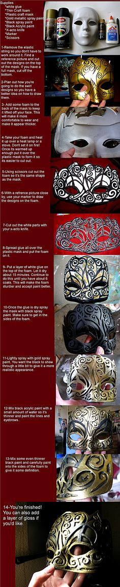 ACB: Hellequin Mask Tutorial by *jugsyjinx