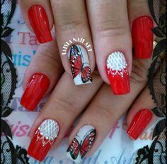 Crazy Nails, My Nails, Stylish Nails, Pedicure, Nail Designs, Nail Art, Nail Ideas, Nail Colors, Nice Nails