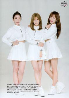 #APink #Bomi #Chorong #Namjoo