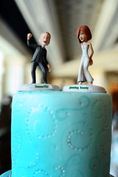 Xbox LIVE Avatars make the perfect cake toppers. #xbox #xboxlive