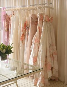 Pretty In Pink - Wedding inspiration for my cousin Lucy! Beautiful Gowns, Beautiful Outfits, Elie Saab, Romantic Bridesmaid Dresses, Boho Bridesmaids, Bridal Dresses, Prom Dresses, Cinderella, Dress Vestidos