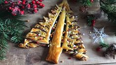 Un dessert très visuel pour accompagner votre repas de Noël et qui change de la traditionnelle bûche. Cette recette égaillera votre table et plaira aux petits comme aux grands ! Biscuits, Asparagus, Brunch, Vegetables, Cooking, Desserts, Change, Food, Instagram