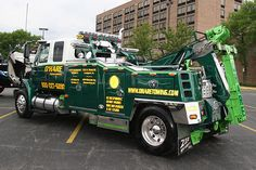 O'hare Towing Chicago Illinois | HARE Towing Service has put this 2006 Kenworth/Century 60 Ton ...
