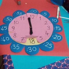 Imagem – Educação Infantil – Aluno On Teaching Time, Teaching Math, Math Games, Preschool Activities, Material Didático, Montessori Math, Home Learning, Math For Kids, Math Classroom