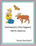 Teacher Book Bag's Continental Little Hoppers, North America