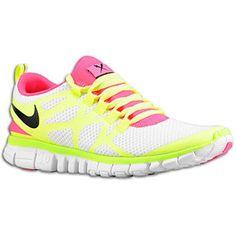 Nike Free Run 3.0 V3 - Women's - Running - Shoes - Black/White/Bright Turquoise/Vivid Grape