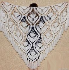 A guide to start with vintage knitting patterns – Lyla Stores Crochet Bedspread Pattern, Crochet Poncho, Cotton Crochet, Crochet Stitch, Thread Crochet, Vintage Knitting, Lace Knitting, Knitting Patterns, Crochet Patterns
