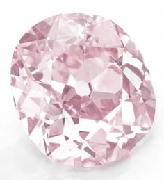 9-Carat Pink Diamond Sells for Record 15.7 Million Dollars