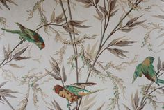 Papier peint London Wallpaper, Great Ormond St., référence : 0277GTCAPPUC : Papier peint chambre, entrée, pièce à vivre à motifs