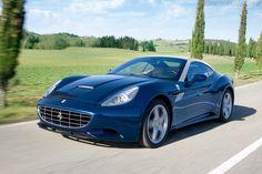 2012 Ferrari California.    Ahhhhh I love this car!