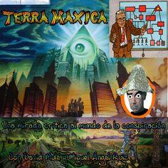 Terra Máxica: El mundo de la Conspiración (EP.I)