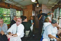 Nostalgiezug-Salonwagen