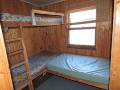 Rooms on Reservoir Gouin 3  - Cabin on Reservoir Gouin 3 for unique a fly-in fishing experience in Northern Quebec - You'll enjoy our outfitter! | #flyin #fishing #walleye #northernpike