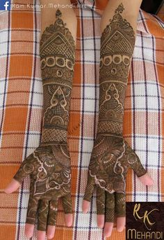 Browse the latest Mehndi Designs Ideas and images for brides online on HappyShappy! We have huge collection of Mehandi Designs for hands and legs, find and save your favorite Mehendi Design images. Latest Bridal Mehndi Designs, Mehndi Designs 2018, Mehndi Designs For Girls, Unique Mehndi Designs, Wedding Mehndi Designs, Mehndi Designs For Fingers, Dulhan Mehndi Designs, Beautiful Mehndi Design, Mehandi Designs