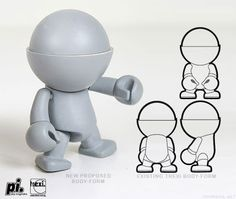 TOYSREVIL: about that trexi new body-form from play imaginative