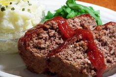 Meatloaf:from Food.com: