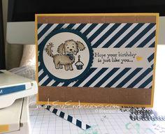 Bella & Friends Stamp Set #stampinup