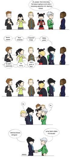 CO_NCIS and Sherlock by Saisoto on deviantART