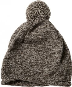 MARGARET HOWELL - MHL SHETLAND BEANIE - ACCESSORIES - WOMEN