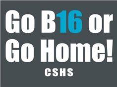 class of 2016 slogans