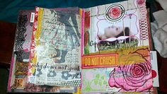 art journal - Kelly Kilmer