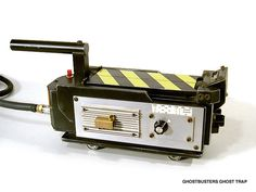Information on Ghostbusters Equipment - Ghostbusters Fans