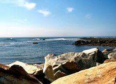 Rye, New Hampshire coastline.