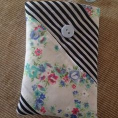 Seen little presents from Pixies and Fairies. Summer phone case, handmade