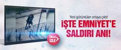 İstanbul Emniyet Müdürlüğü'ne yapılan terör eyleminin yeni görüntüleri ortaya çıktı http://www.internethaber.com/elif-sultan-kalsenin-emniyete-saldirma-ani-778003h.htm…