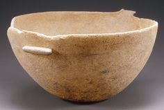 Spouted bowl, ca. 2700–2200 b.c.; Early Cycladic II Cycladic; Keros-Syros culture Marble
