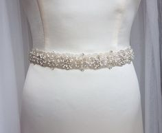 Bridal belt, wide belt, Statement belt, wedding belt, bridal sash ...