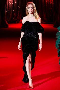 Ulyana Sergeenko - Spring 2017 Couture