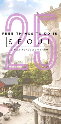 Free Things To Do In Seoul