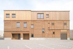 Brandweervoorpost, Berendrecht | VAi - Vlaams Architectuurinstituut