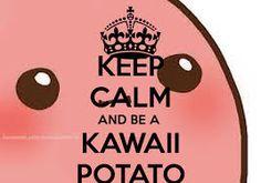Image result for kawaii potato