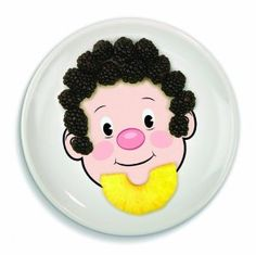 Mr. Food Face Plates | Find Great Toys For Kids