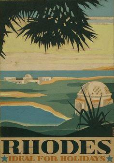 Rhodes • Ideal for holidays ~ Franz Krausz