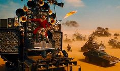 Junkie XL (Mad Max 4) - Music witch  - Rock Metal https://www.youtube.com/watch?v=UZLR0g-2cyk