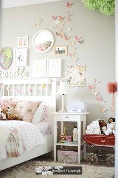 Идеи для интерьера комнаты для девочки