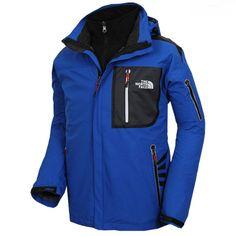 Cheap 2012 Men North Face Gore Tex Skyblue Jacket uk  North Face 007  - £ fe4aebc22f0bc