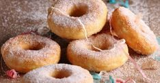 A donut baked, an easy and delicious recipe - Recipes Easy & Healthy Learn To Cook, Food To Make, Easy Healthy Recipes, Easy Meals, Baked Donuts, Doughnuts, Bon Dessert, French Toast Bake, French Kitchen