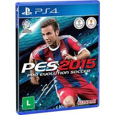 [WalDesova] PRO EVOLUTION SOCCER 2015 PS4 - R$4,90