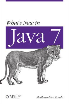 Whats New in Java 7? - Madhusudhan Konda | Computers |474588837: Whats New in Java 7? - Madhusudhan Konda | Computers |474588837 #Computers