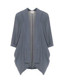 Open cotton cardigan