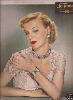 La Tausca Pearls  1948